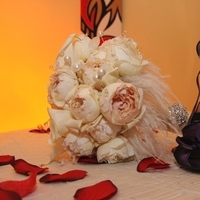 DIY, Flowers & Decor, Shoes, Fashion, Bride Bouquets, Flowers, Bouquet, Wedding, And, Flower Wedding Dresses
