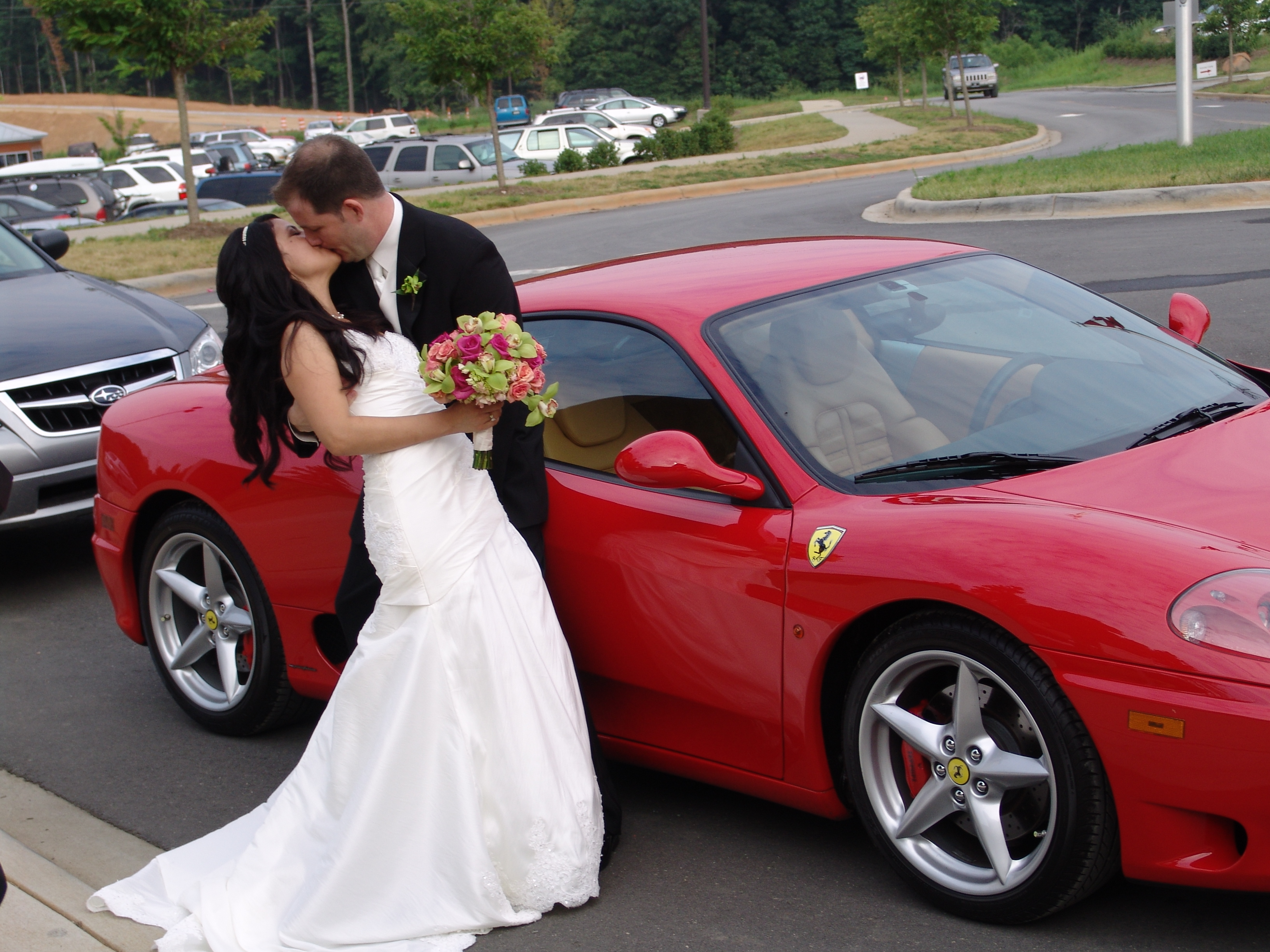 Limo, Best, Limos, Ghusa executive luxury limousine transportation, Ferrari