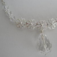 Jewelry, Bridesmaids, Bridesmaids Dresses, Fashion, silver, Necklaces, Necklace, Maisie