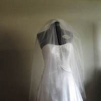 Wedding Dresses, Veils, Fashion, white, ivory, dress, Veil