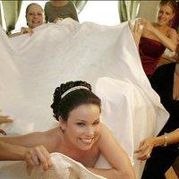 Beauty, Wedding Dresses, Fashion, dress, Makeup, Hair, Makeup artist - stephanie mazzeo