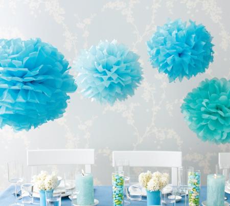 blue, Pop, Pom
