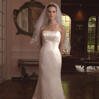 Wedding Dresses, Fashion, dress, Front, Casablanca