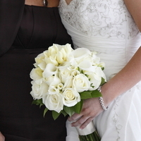 Flowers & Decor, white, green, Bride Bouquets, Flowers, Bouquet, A day to remember wedding event planners, Fall accent