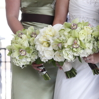Flowers & Decor, white, green, Flowers, Bouquets, A day to remember wedding event planners, Fall accents
