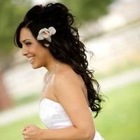 Beauty, Flowers & Decor, Down, Wavy Hair, Flowers, Hair, Wavy, Lavish salon day spa