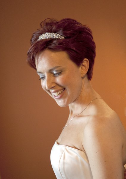 Beauty, Short Hair, Bride, Hair, Short