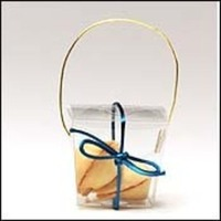 Reception, Flowers & Decor, Favors & Gifts, gold, Favors, Candy, Box, Packaging, State line ribbon trim etc inc