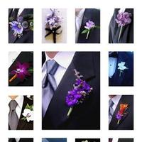 Inspiration, Flowers & Decor, purple, Flowers, Guys, Calla, Board, Lily, Lavender, Bout, Boutonierres, Dream designs florist boutique