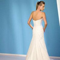 Wedding Dresses, Fashion, white, dress, Back