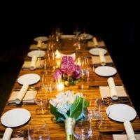 Reception, Flowers & Decor, pink, green, brown, gold, Centerpieces, Flowers, Centerpiece, Dinner, Ginger park