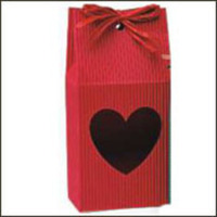 Reception, Flowers & Decor, Favors & Gifts, red, Favors, Candy, Bag, Heart, Packaging, State line ribbon trim etc inc