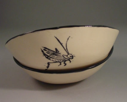 Inspiration, Reception, Flowers & Decor, Decor, white, black, Board, Home, Place, Bowl, Setting, Dish, Cricket, Dawn dalto ceramics