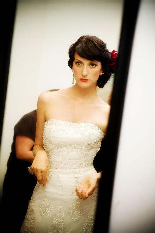 Beauty, red, Makeup, Bride, Getting, Ready, Fino photography