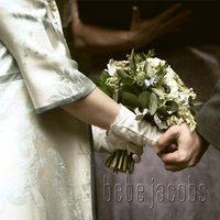 Ceremony, Flowers & Decor, white, blue, Ceremony Flowers, Bride Bouquets, Bride, Flowers, Groom, Bebe jacobs photography