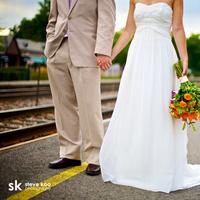 Flowers & Decor, orange, Bride Bouquets, Bride, Flowers, Bouquet, Groom, Steve koo photography