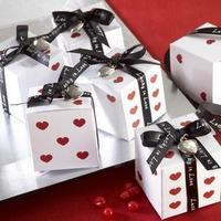 Reception, Flowers & Decor, Favors & Gifts, red, favor, Favors, Wedding, Boxes, Flavor your favors