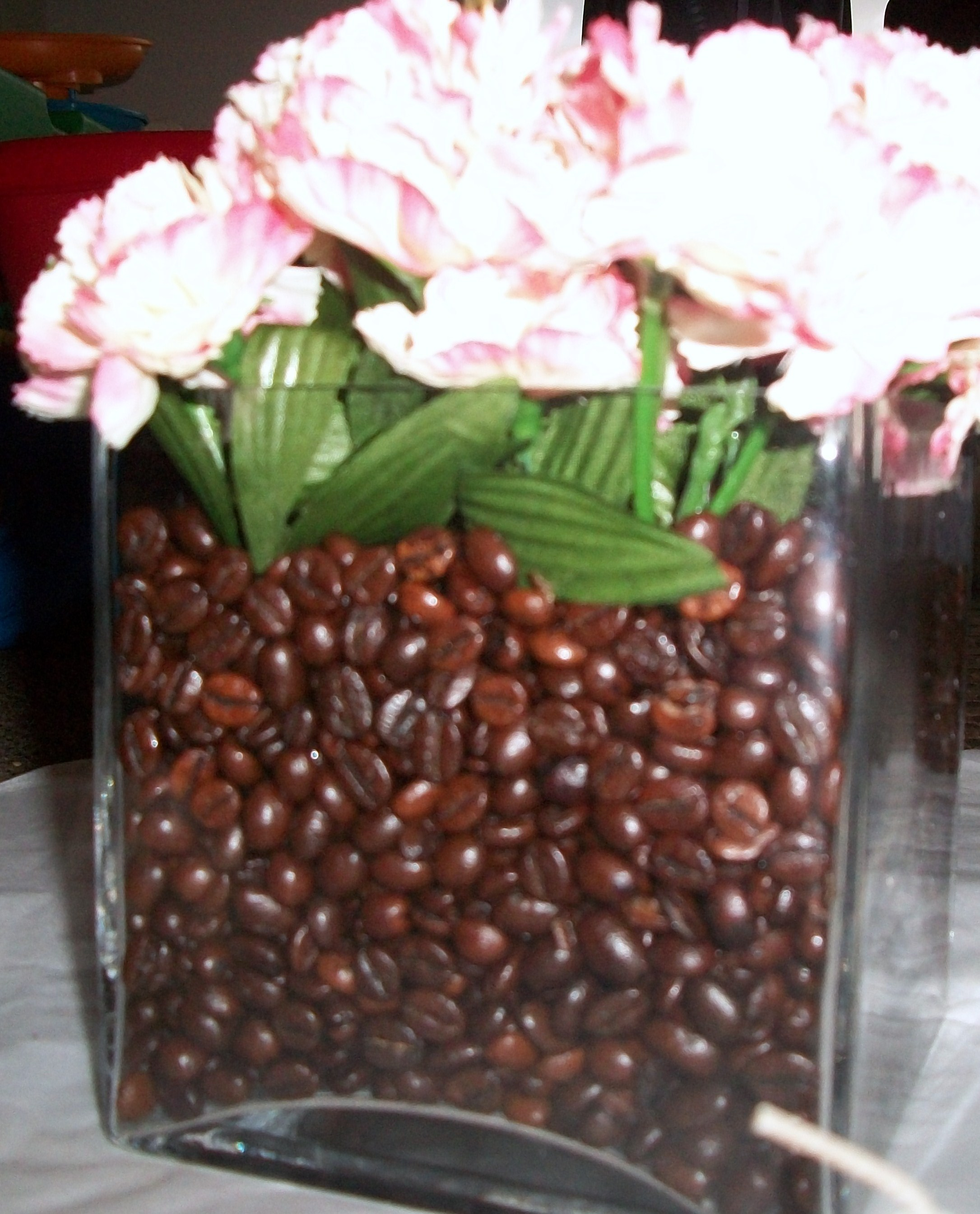 Reception, Flowers & Decor, brown, Flowers