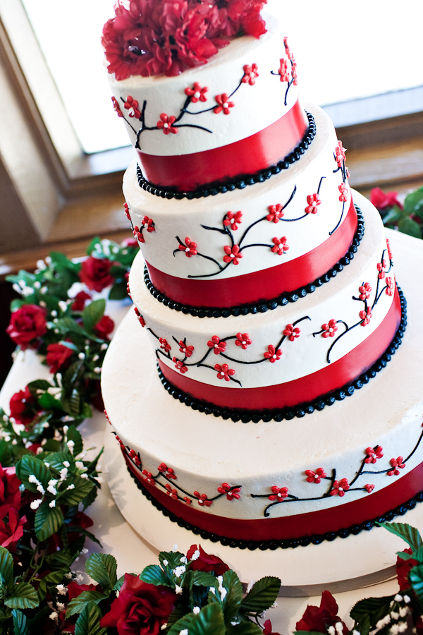 Cakes, red, cake, Henry chan photography