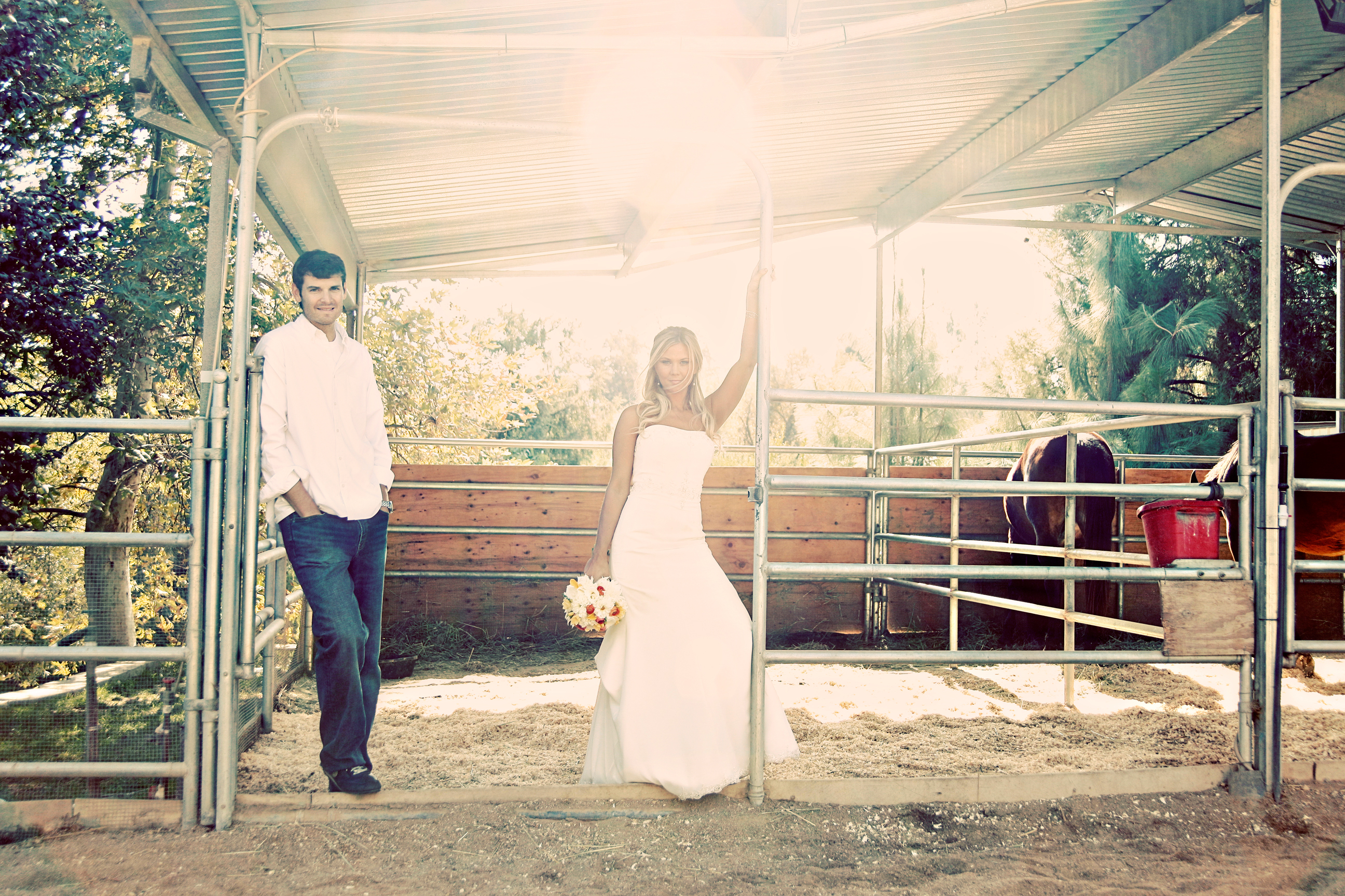 Photography, Groom, Portrait, Wedding, California, Farm, Agoura, Stable, Horses, Brige, Karen ard photography