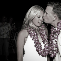 Reception, Flowers & Decor, Destinations, Hawaii, Wedding, Leis, Los, Angeles, Backyard, Karen ard photography