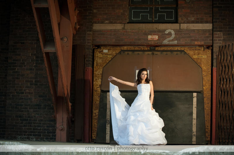 Beauty, Inspiration, Flowers & Decor, Wedding Dresses, Fashion, white, blue, silver, gold, dress, Bride Bouquets, Bride, Flowers, Portrait, Wedding, Hair, Church, Board, Photo, Photos, Beautiful, Chicago, Dramatic, Interior, Otto rascon photography, Flower Wedding Dresses