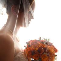 Flowers & Decor, orange, red, Bride Bouquets, Bride, Flowers, Bouquet, Pizzuti studios photography