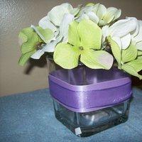 Reception, Flowers & Decor, green, Centerpieces, Flowers, Centerpiece, Hydrangea
