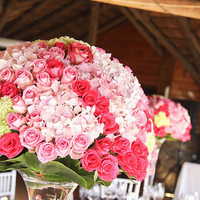 Reception, Flowers & Decor, pink, Centerpieces, Flowers, Centerpiece