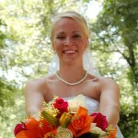 Flowers & Decor, orange, Bride Bouquets, Bride, Flowers, Wedding, Laura borkenhagen photography