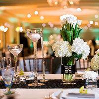Reception, Flowers & Decor, Centerpieces, Centerpiece, Burgundy event coordinating