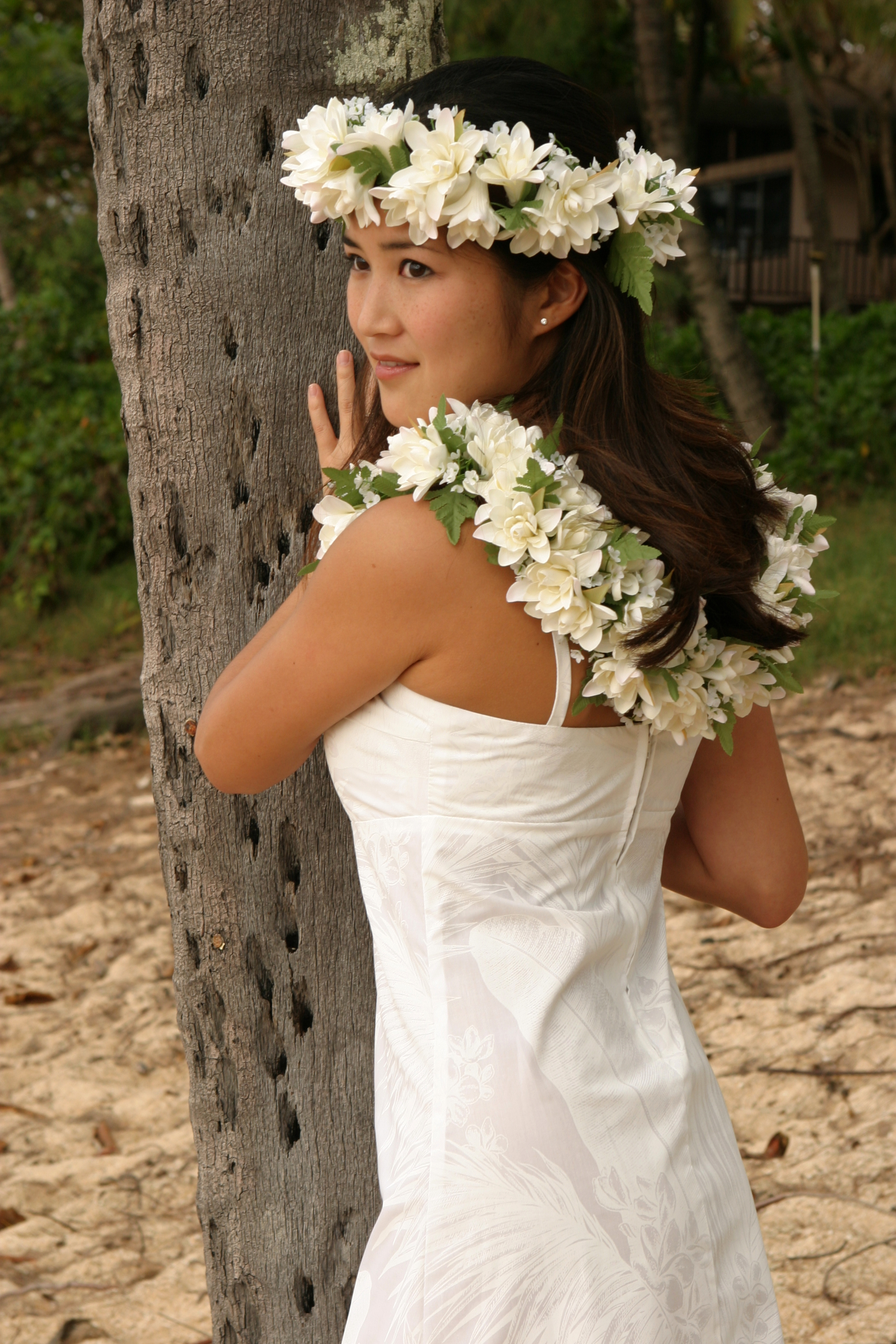 Lovely Hawaiian Style Wedding Dresses 2017 - Wedding Dress Idea