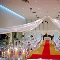 Reception, Flowers & Decor, white, blue, Centerpieces, Flowers, inc, Decorations, Minnesota, Wedding decorators, Reception decorations, Events empire