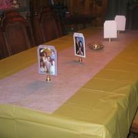 Inspiration, Reception, Flowers & Decor, purple, gold, Centerpieces, Centerpiece, Board, Design for less events