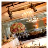 Reception, Flowers & Decor, white, pink, silver, gold, Flowers, Fancy that event design coordination