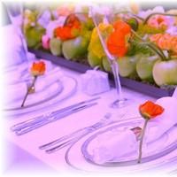 Reception, Flowers & Decor, Cakes, orange, green, cake, Maximum capacity events