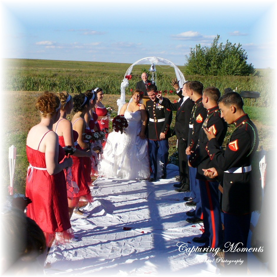Ceremony, Flowers & Decor, Bridesmaids, Bridesmaids Dresses, Wedding Dresses, Fashion, white, red, silver, dress, Ceremony Flowers, Bridesmaid Bouquets, Flowers, Maximum capacity events, Flower Wedding Dresses