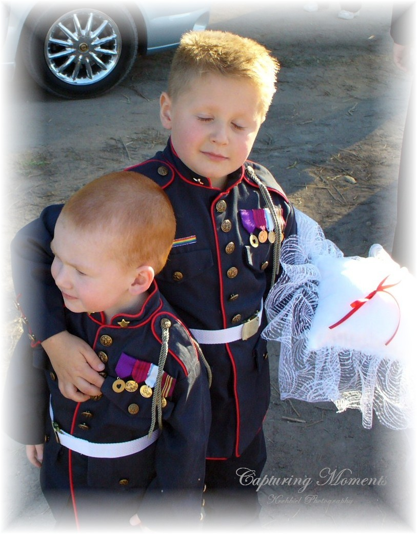 Ceremony, Flowers & Decor, red, silver, Ring, Bearers, Marines, Maximum capacity events