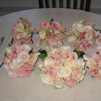 Flowers & Decor, pink, Flowers, Bouquets, Wuilmark events