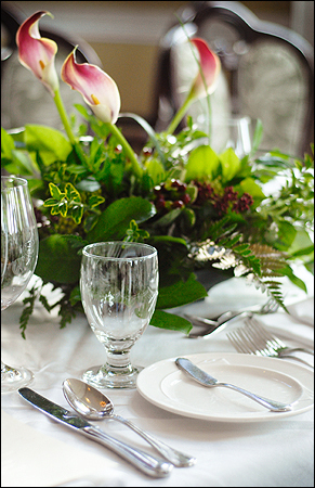 white, pink, Table, Place, Setting, Tableware, Lillies, Tami mcinnis photography