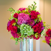 Reception, Flowers & Decor, pink, Flowers, Just bloomed florals