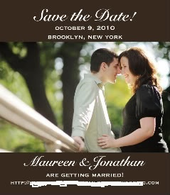 Stationery, Invitations, Save-the-Dates, Save the date, Magnet
