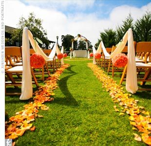 Ceremony, Inspiration, Flowers & Decor