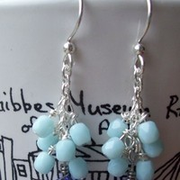 Jewelry, blue, Blustarfruit jewelry