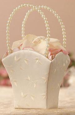 Ceremony, Flowers & Decor, Ceremony Flowers, Flowers, Flower, Girl, Basket