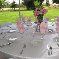 Inspiration, Reception, Flowers & Decor, white, pink, Board, Design for less events