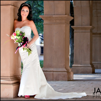 Wedding Dresses, Fashion, white, pink, dress, Jay davis photography