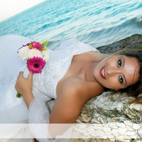Flowers & Decor, Beach, Bride Bouquets, Bride, Flowers, Beach Wedding Flowers & Decor, Wedding, Jodi yorston photography