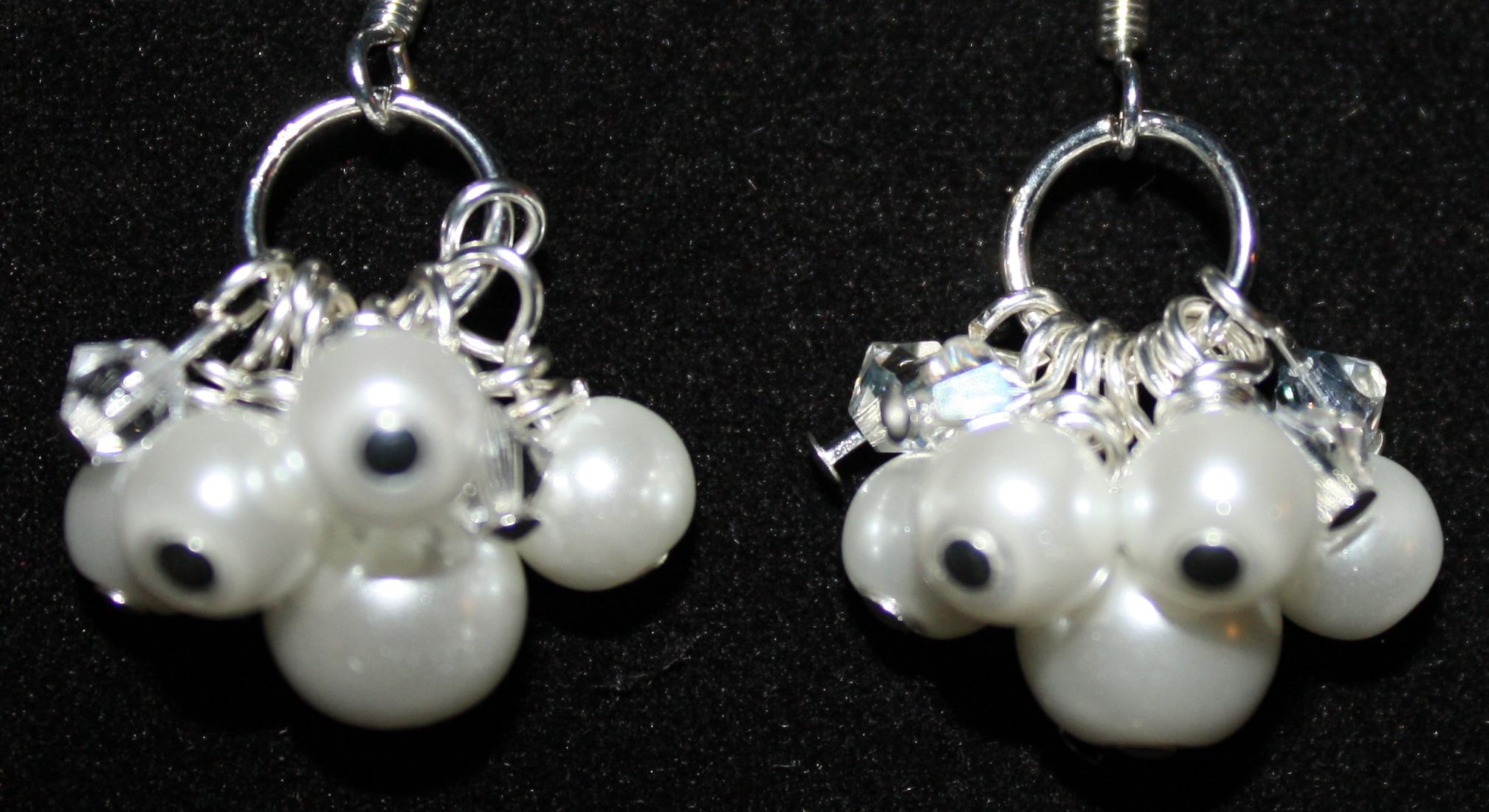 Jewelry, Bridal, Crystal, Swarovski, Pearl, Blustarfruit jewelry