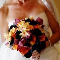 Flowers & Decor, pink, purple, gold, Bride Bouquets, Flowers, Bouquet, Bridal, Andrews atelier